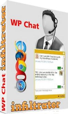 WPChat Infiltrator + WP ChatBoss
